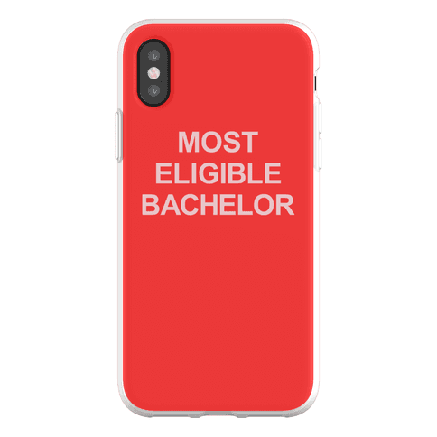 Most Eligible Bachelor Phone Flexi-Case