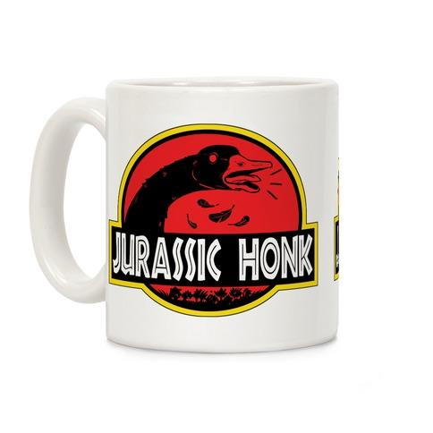 Jurassic Honk Coffee Mug