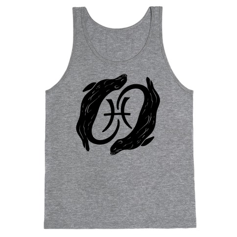 Otterly Emotional Pisces Tank Top