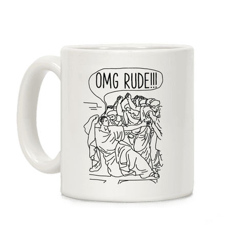 Death Of Caesar Coffee Mug