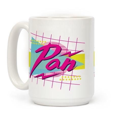 Pan 80s Retro Coffee Mug
