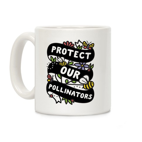 Protect Our Pollinators Coffee Mug
