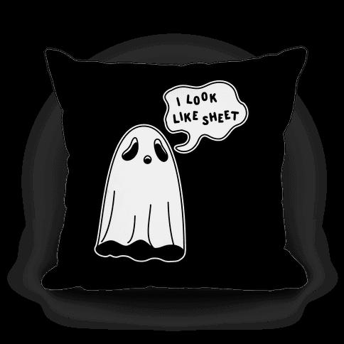 I Look Like Sheet Pillow