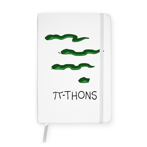 Pi-thons Notebook