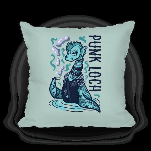 Punk Loch Pillow