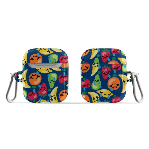 Fruity and Emotional Pattern AirPod Case