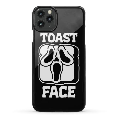 Toast Face Phone Case