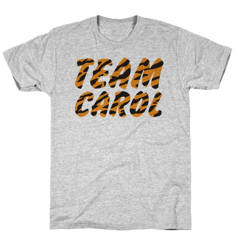 Team Carol Parody T-Shirt