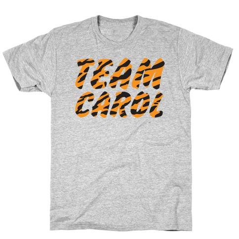 Team Carol Parody T-Shirt