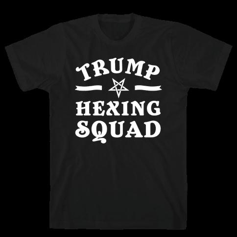 Trump Hexing Squad Mens T-Shirt