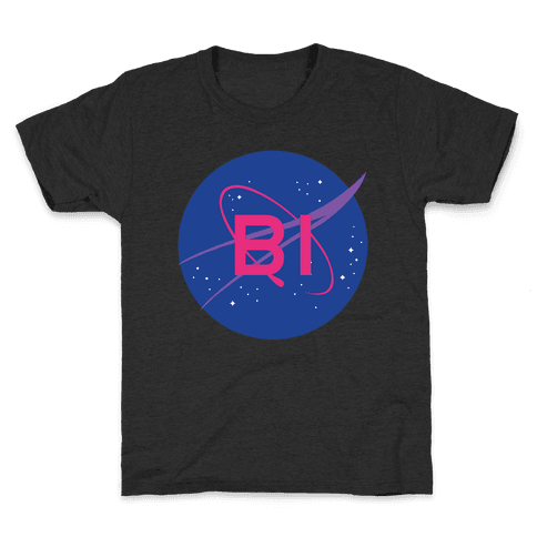 Bi Nasa Kids T-Shirt