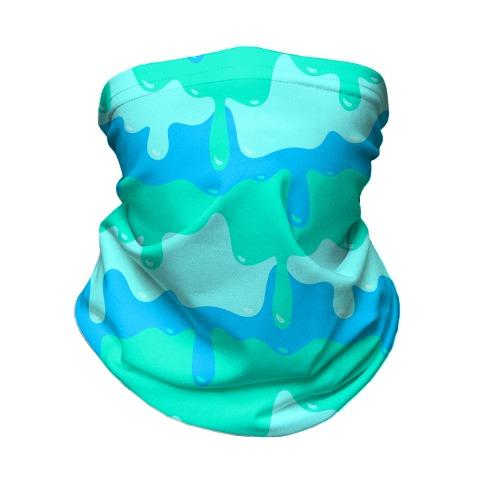 Blue Slime Neck Gaiter