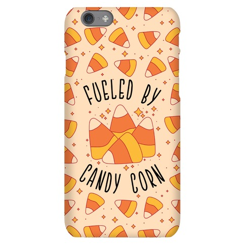 Fueled By Candy Corn Phone Case