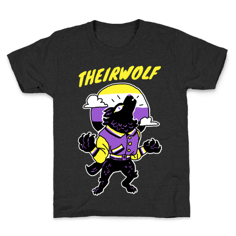 Theirwolf Kids T-Shirt