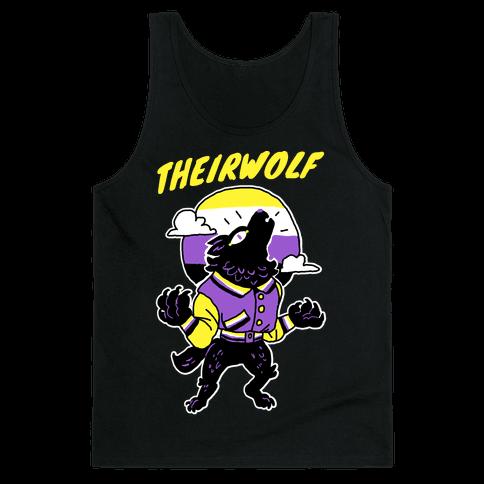 Theirwolf Tank Top