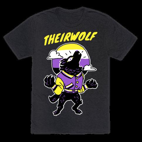 Theirwolf Mens/Unisex T-Shirt
