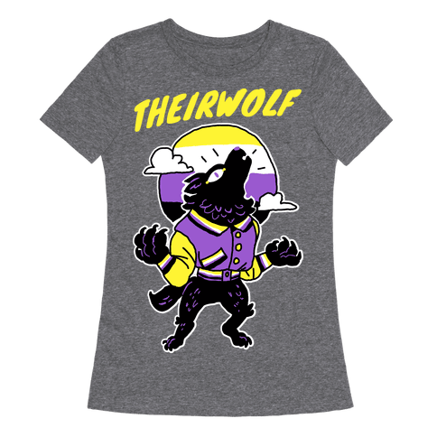 Theirwolf Womens T-Shirt
