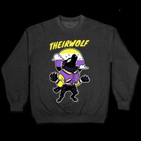 Theirwolf Pullover