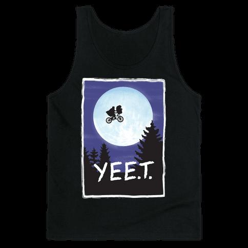 YEET E.T. Parody Tank Top