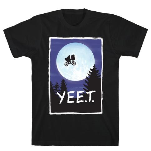 YEET E.T. Parody T-Shirt
