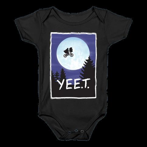 YEET E.T. Parody Baby Onesy