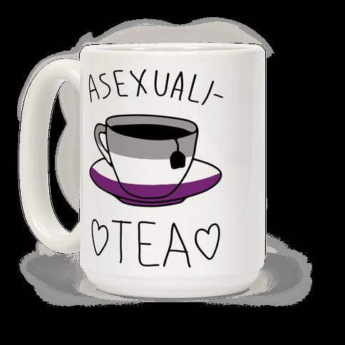 Asexuali-TEA Coffee Mug
