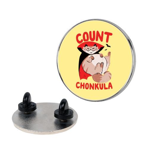 Count Chonkula Pin