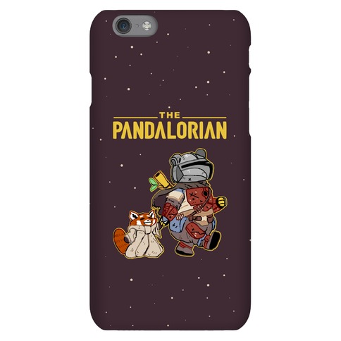 The Pandalorian Phone Case