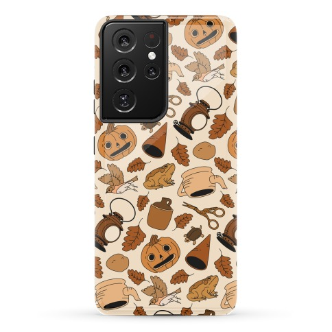 Into the Unknown Pattern Phone Case