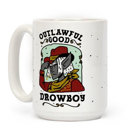 Outlawful Good Drowboy Coffee Mug