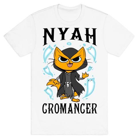 Nyahcromancer T-Shirt