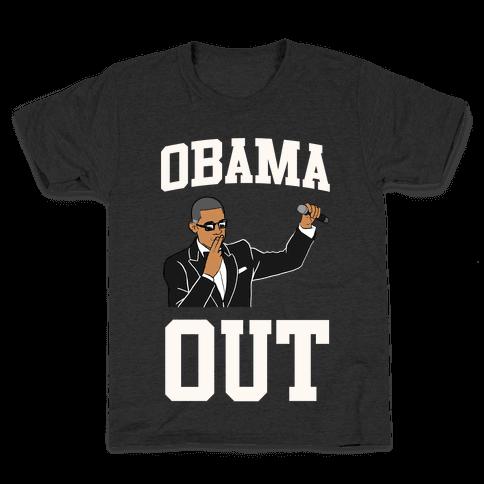 Obama Out Kids T-Shirt