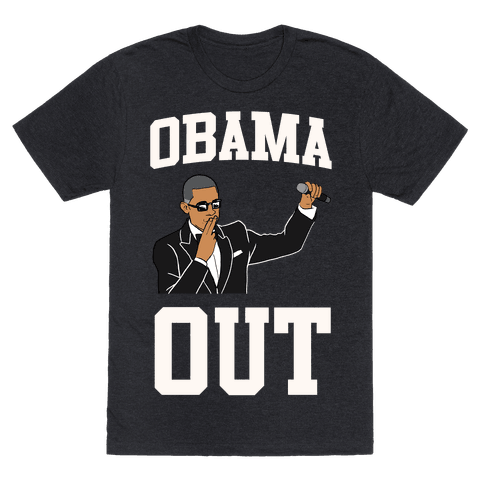 Obama Out