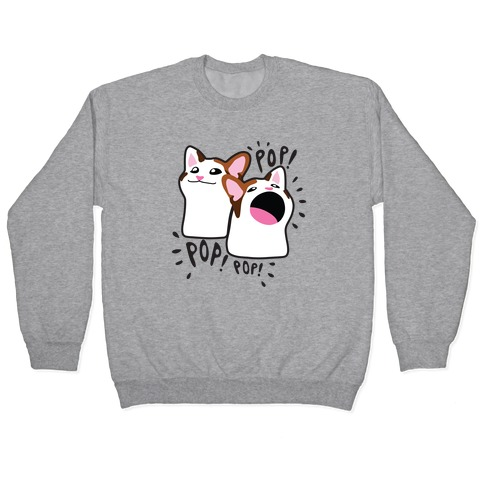Pop Cat Pullover