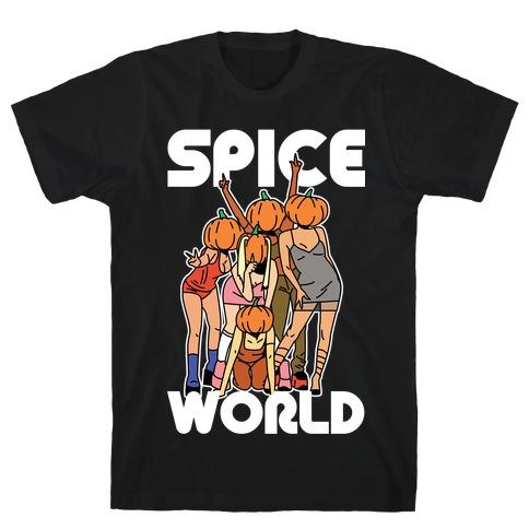Spice World Pumpkin Spice T-Shirt