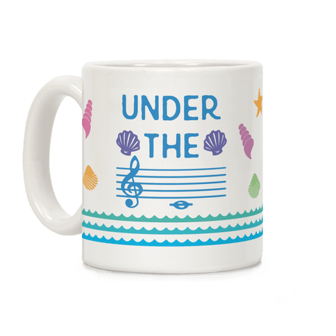 Under The C Coffee Mug