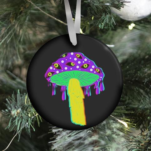Shroom Trip  Ornament