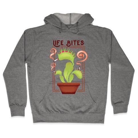Life Bites Venus Flytrap Hooded Sweatshirt