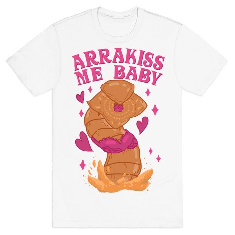 Arrakiss Me Baby Sandworm T-Shirt