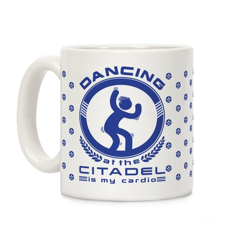 Dancing at the Citadel Coffee Mug