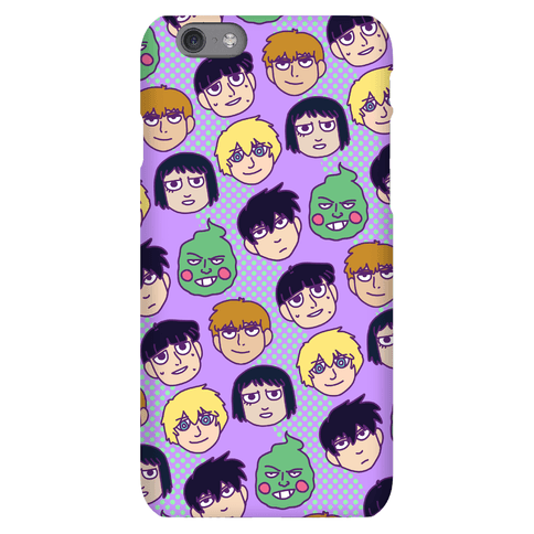 Mob Psycho 100 Pattern Phone Case