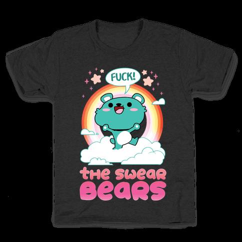 The Swear Bears Kids T-Shirt