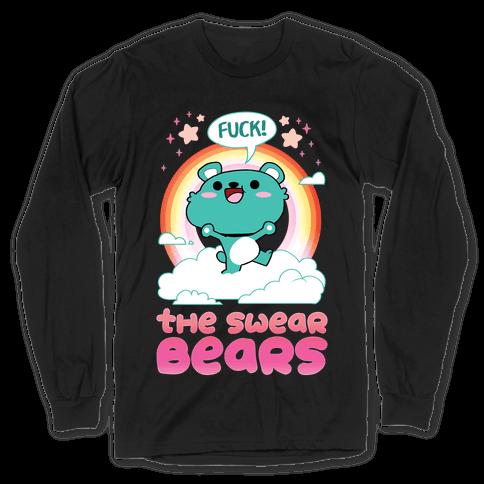 The Swear Bears Long Sleeve T-Shirt