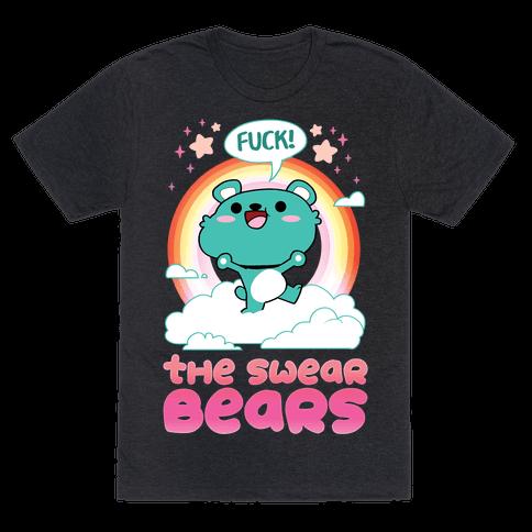 The Swear Bears Mens/Unisex T-Shirt