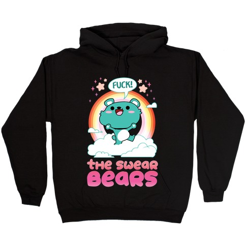 The Swear Bears Hooded Sweatshirt