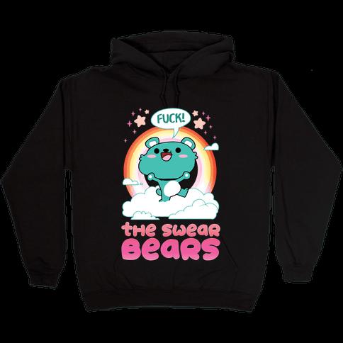 The Swear Bears Hooded Sweatshirt