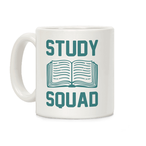 Study Squad Coffee Mug