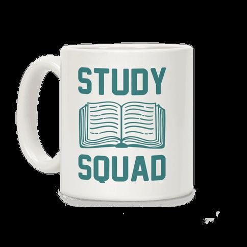 Study Squad Coffee Mug