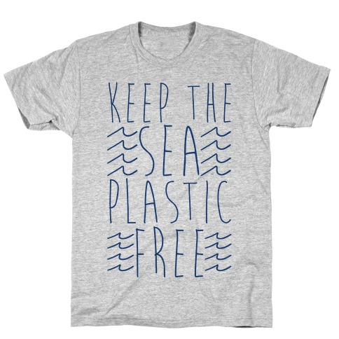 Keep the Sea Plastic-Free T-Shirt