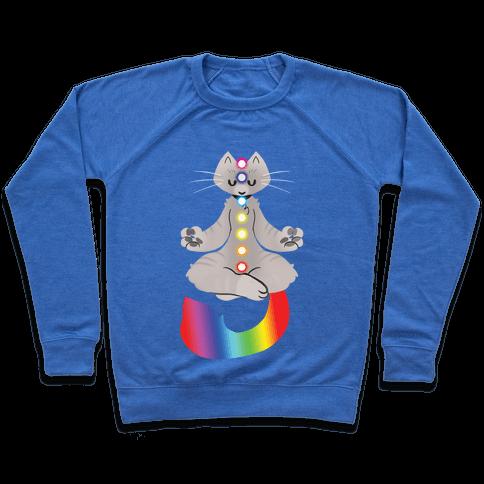 Chakra Cat Pullover
